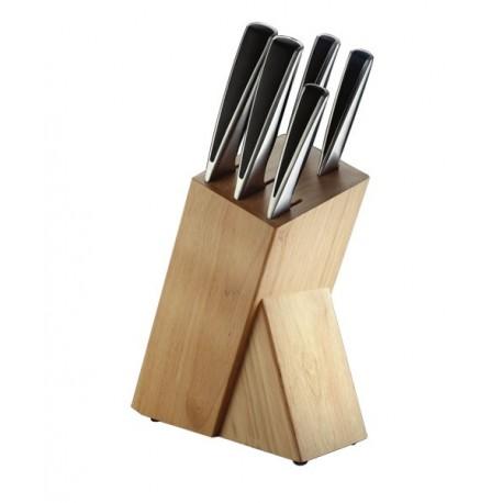Kpl. 5 noży w bloku Starke Pro