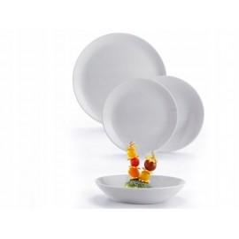 Luminarc Carine Serwis Obiadowy 19 elementów