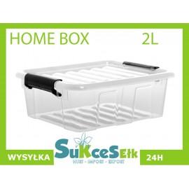 POJEMNIK 2L HOME BOX
