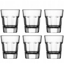 Komplet 6 kieliszków do wódki 45 ml ARA209 Lav